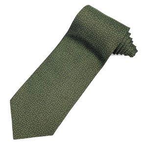 Banana Republic 100% Silk Olive Green Neck Tie NWT